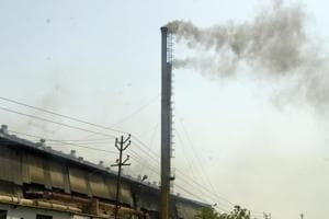 Factories are a significant contributor to air pollution in the national capital.