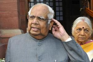 Somnath Chatterjee was a 10-time member and former Speaker of the Lok Sabha.