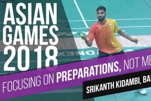 'Not thinking of medals at Asian Games 2018, focused on doing my best',...
