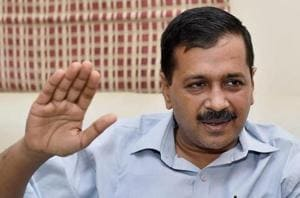 Delhi chief minister Arvind Kejriwal on Wednesday announced that 80% of free services at the Delhi State Cancer Institute (DSCI) — the only government-run cancer hospital — will be reserved for people from the state.