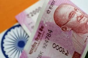 The Indian rupee hit a record low of 70 to the dollar on Tuesday as emerging market currencies are sold off by investors spooked by the Turkish financial crisis.
