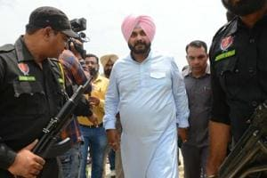 Punjab cabinet minister Navjot Singh Sidhu was invited by Imran Khan for his swearing-in ceremony as Pakistan's prime minister on August 18 in Islamabad.