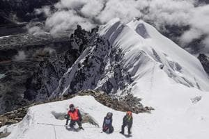 Photos: Myanmar climbers eye Hkakabo Razi, the peak conquered only once