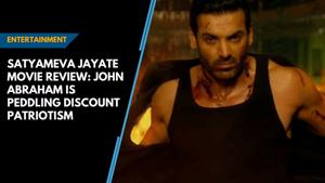 Satyameva Jayate movie review: John Abraham is peddling discount patrio...