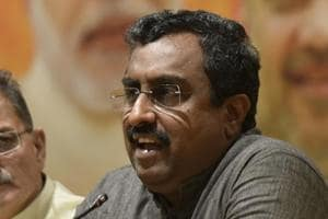 Ram Madhav sounded positive about achieving a political consensus with opposition parties if any agreement is reached between two countries.