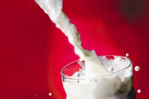 The team seized 7,000 litre spurious milk, 323 bags (50kg each) of skimmed powered milk, 250 litres of chemical used in making adulterated milk, 20 quintal cheese and 12 quintal ghee from the factory.