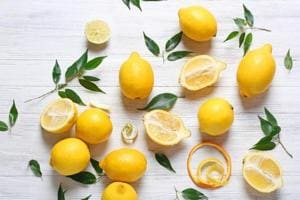Lemons are rich in Vitamin C and can boost your digestion and weight loss efforts.