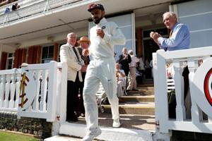 On this tour, Kohli set the marker, scoring an epic 149 in the Edgbaston Test, but his batsmen have fallen in a heap, repeatedly.