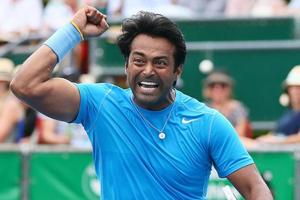 Leander Paes has 18 Grand Slams to his names.