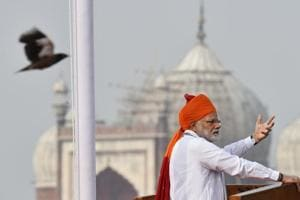 Prime Minister Narendra Modi's Independence Day speech was a statement about resurgent India