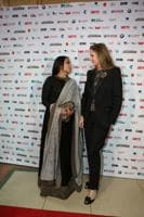Bollywood actor Rani Mukerji asked Australian actor-director Rachel Griffiths to visit India.