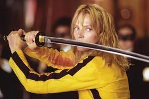 Uma Thurman played the iconic character of The Bride / Black Mamba / Beatrix Kiddo in the Kill Bill movies.