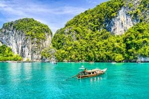 Phuket, like Bali in Indonesia and Boracay in the Philippines, has become a top holiday destination in Southeast Asia. It is trying to raise awareness about the alternatives to plastic.