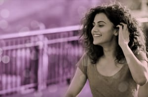 Taapsee Pannu in a still from Anurag Kashyap's Manmarziyaan.