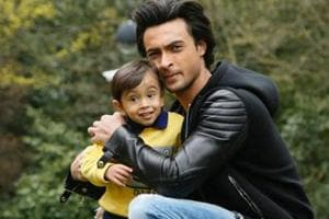 Aayush Sharma, who is married to actor Salman Khan's sister Arpita, is making his acting debut with the film Loveratri.