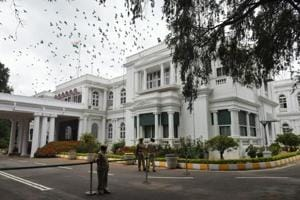 Photos: Bengaluru's Raj Bhawan opens to the public for a fortnight