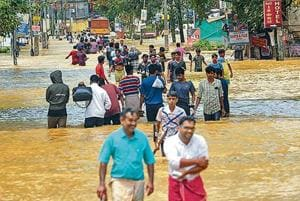 The catastrophic impact of the monsoon is a grim reminder that vigil against natural disasters should never be lowered, CM Pinarayi Vijayan said.
