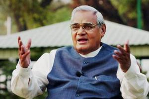 """Bharat Ratna Vajpayeeji had represented the nation in the biggest 'panchayat' of the world."""