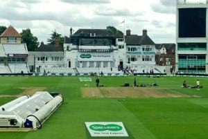 A look at the pitch and weather conditions at Trent Bridge ahead of the third Test between India and England.