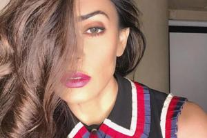 See how Sushmita Sen and the most stylish celebrities wore black this week. (Instagram)