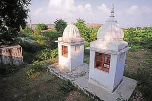 The former PM agreed to the construction of the temple on the condition that it would have to be a small one and no idol of him could be installed in it.
