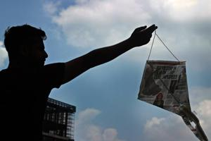 DIYKites are the new preference for Delhiites.
