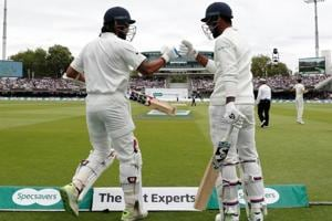 India should persist with KL Rahul and Murali Vijay at the top of the order in order to maintain continuity.