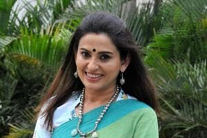 The actor is playing a witch hunter in her new Star Plus supernatural show Nazar.