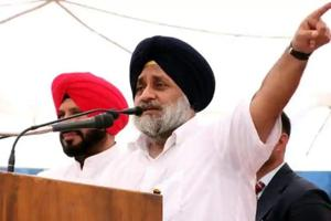 Senior SAD leaders, including party president Sukhbir Singh Badal, Bikram Singh Majithia and Haryana in-charge Balwinder Singh Bhunder, are likely to address the rally.
