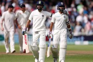 Cricket - England v India - Third Test - Trent Bridge, Nottingham, Britain - August 18, 2018 India