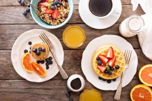 Here's why breakfast is important.
