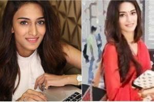Erica Fernandez's first look as Prerna Sharma in Kasauti Zindagi Kay 2 is going viral.