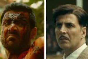 Satyameva Jayate vs Gold box office collection: Akshay Kumar film stays ahead of John Abraham's action drama.