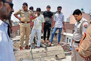 The police arrested 60-year-old former tenant, who allegedly murdered the four-year-old boy in Sahibabad in December 2016 on Sunday.