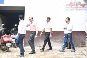 CBI officials at Muzaffarpur short stay home recently.