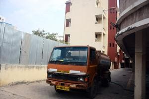 Pune suffers from inequitable water supply, acute river pollution and deteriorating air quality.  The residents in many areas were dependent on water tankers for their water supply during the summer season.