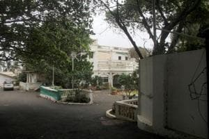 Ramtek is the only sea-facing official bungalow