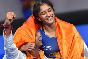 Asian Games 2018: Behind Vinesh Phogat's success, a family that broke gender stereotypes