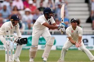 Cricket - England v India - Third Test - Trent Bridge, Nottingham, Britain - August 20, 2018 India