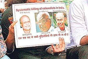Sanatan Sanstha's name has featured in the killings of rationalist Dr Narendra Dabholkar, Kannada scholars MM Kalburgi and Govind Pansare, and in the murder of journalist Gauri Lankesh.