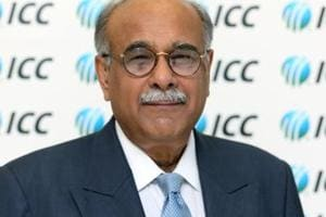 Najam Sethi took the decision to make way for Imran to implement his vision for Pakistan cricket.