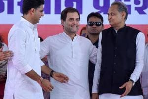 After the first rally in Chittorgarh on August 24, the Congress will hold the second in Churu on August 28, followed by Barmer (September 5), Karauli (September 10) and Nagaur (September 12).
