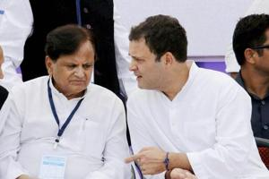 Ahmed Patel, the former political secretary of Sonia Gandhi, replaces Motilal Vora as the treasurer of the Congress.
