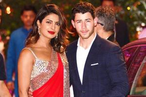 You think Priyanka Chopra's wedding dress won't be sexy and stunning? Read on to see our predictions. (Instagram)