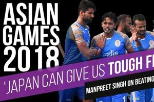 'Japan can give us tough fight', says India hockey mid-fielder after beating...