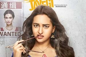 Sonakshi Sinha plays Harpreet 'Happy' Kaur in Happy Phirr Bhag Jayegi.