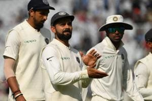 India registered a 203-run win over England in the third Test at TrentBridge.