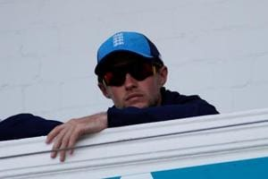 England lost the third Test against India by 203 runs.