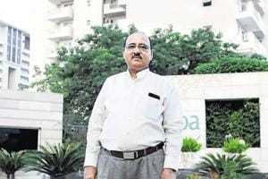 Vimal Kumar Suneja reluctantly shifted from Delhi's Rajendar Nagar to Gurugram at the insistence of his wife and son but is now happy with his decision.