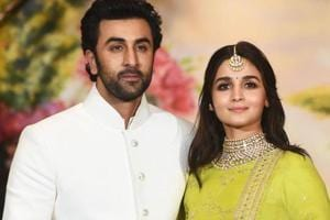 Ranbir Kapoor said marriage with Alia Bhatt will happen in its due course and is not on his mind yet.